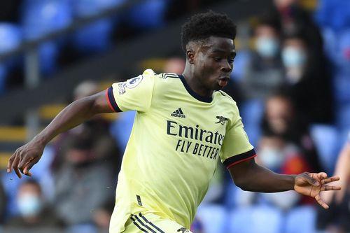 Two big clubs are eyeing the signing of Arsenal's teenage star Bukayo Saka.