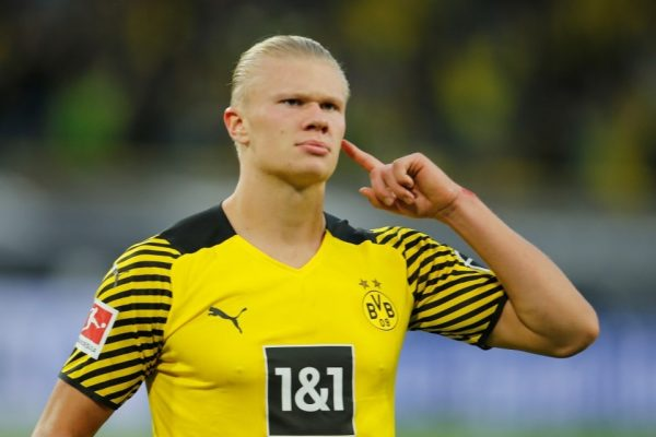 Dortmund CEO admits it will be difficult to keep Haaland with the team next year