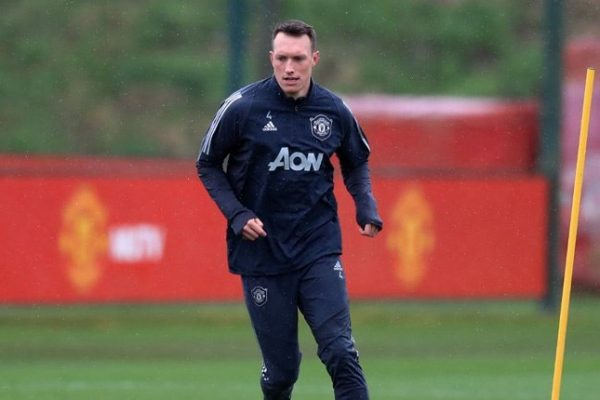 Phil Jones fit to face West Ham in Carabao Cup third round